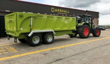 QM/14 - Claas Green