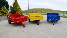 Bespoke S/5 Drop-side Trailers