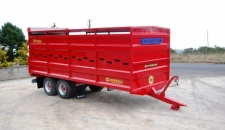 Bothwell's 21' Fixed Livestock Container