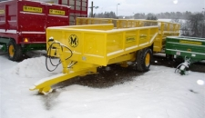 QMD/6 Bespoke Yellow Paint Finish for Local Council
