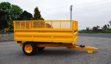 S/4 with custom yellow paint finish, local authority specification.