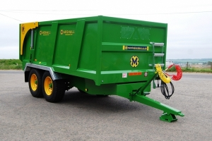 QM/1200 John Deere Green & Yellow