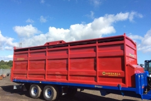 Bespoke BC/26-12ton and Bespoke TRAN/25 Livestock Container