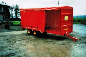 Curtain Sided Trailer