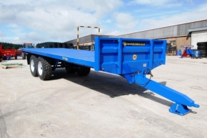 BC/25-12ton finish in Newholland blue