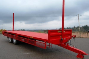 BC/25-12ton customised for setting up solar panels