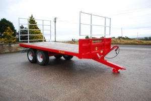 BC/18 Tandem Axle & Timber Floor
