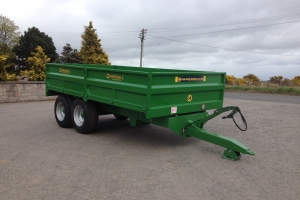 S/85 Drop-side Trailer John Deere Green