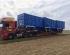 Three QM/1400 Silage Trailers Delivery