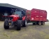 Gavin Robertson's Marshall Trailer with Massey Ferguson