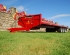 Tri-axle Bale Trailer Option