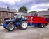 New QM/12 just delivered to J & R Garbutt of Sketewan Farm Grandtully