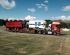 Marshall lorry loaded after the 2014 Welsh Show
