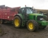 Josh Wood's Marshall Silage Trailer