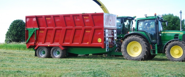 New 2014 Silage Sides
