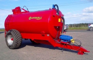 ST1800 Slurry Tanker c/w Optional Hydraulic Top Hatch