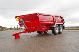 HD/14 Hybrid Dumper Trailer