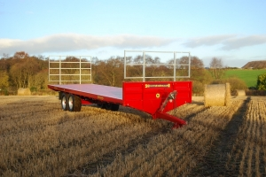 NEW BC Bale Trailer Range