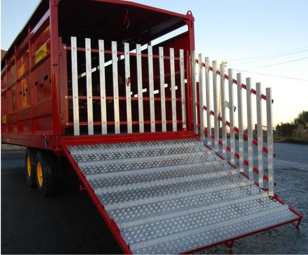 Marshall Trailers Agricultural Livestock Trailers 21