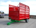 Silage Sides c/w Swinging Door