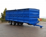 Steel Box & Trailer - Fixed