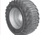 550-45 x 22.5 Flotation Wheels c/w Wings/Mudguards