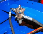 Hydraulic Door Safety Valve