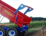 Dumper Hydraulic Door