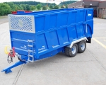 Silage Sides c/w Hyd Door Silage Attachments