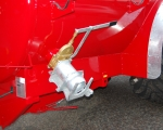 Quick Attach Coupling - Nearside Rear
