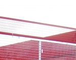 Top Silage Mesh Panel
