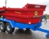 QMD/10H 10 ton dump trailer from Marshall Trailers.