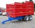 Marshall S10 drop side 10.5 tonne tipping trailer with silage sides.